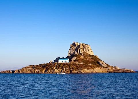 Combiné dans les îles du Dodécanèse - Rhodes et Kos - 1