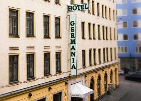 Hôtel Germania 3* - 1