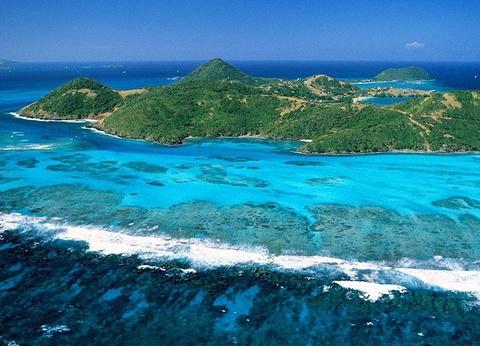 Les Antilles, la Caraïbe Française - 1
