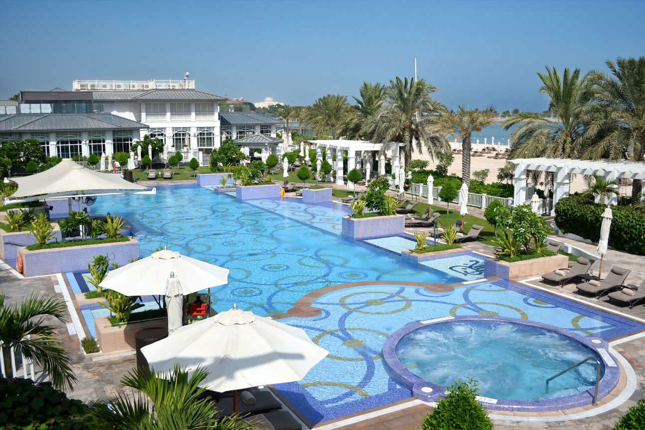 Hôtel St. Regis Abu Dhabi 5* - 1