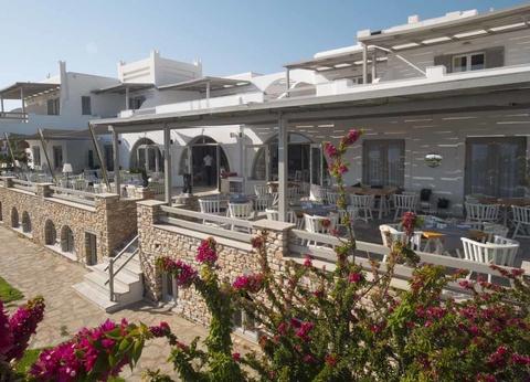 Hôtel Paros Agnanti 4* sup. - arrivée Santorin - 1