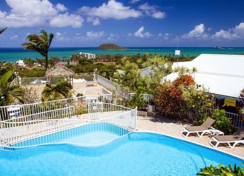 Résidence Caraïbes Bonheur 4* avec location de voiture - 1