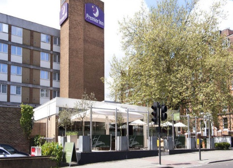 Hôtel Premier Inn London Hampstead 3* en Eurostar - 1