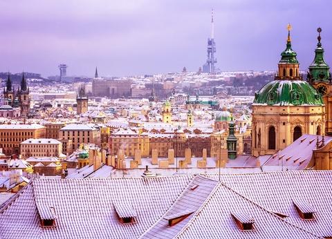 Réveillon de la St Sylvestre à Prague 4* - 1