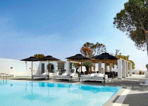 Kalisti Hôtel & Suites 4* - Arrivée Santorin - 1