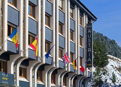 Pierre & Vacances Hôtel Hôtel Austria - 1