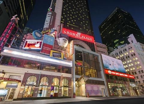 Crowne Plaza Times Square 4* « sans transfert » - 1