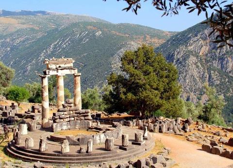 Autotour Grèce Classique et Météores - 1