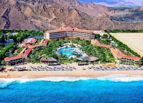 Hôtel Fujairah Rotana 5* - 1