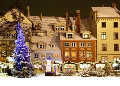 Marché de Noël à Riga Hôtel 4* - 1