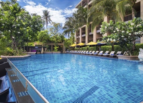 Hôtel Novotel Phuket Kata Avista Resort & Spa 4* sup - 1