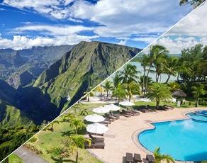 Autotour À la Découverte de la Réunion et Extension Club Coralia Jalsa Beach Hotel & Spa 4* - 1