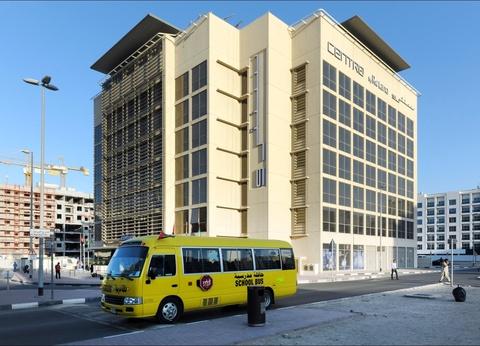 Hôtel Centro Barsha 3* - 1