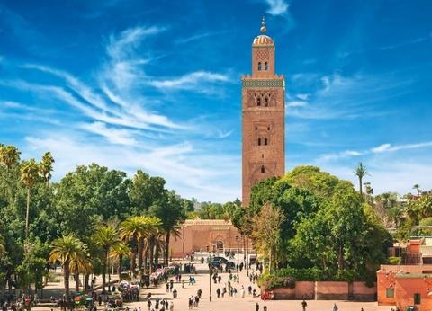 Circuit Capitales Impériales Marocaines - 1