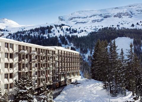 Hôtel Club mmv FLAINE le Flaine Village Vacances 3* - 1