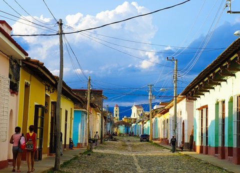 Combiné La Havane (casa particular) - Trinidad - Cayo Santa Maria - 1