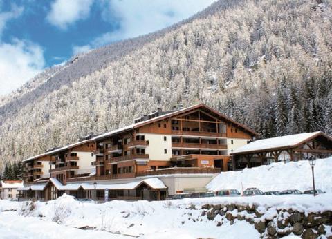 Résidence Dormio Resort Les Portes du Mont Blanc - 1