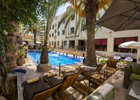 Hôtel Atlantic Agadir 4* - 1