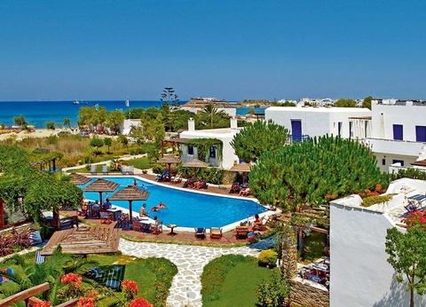 Hôtel Alkyoni Beach 3* sup. - arrivée Santorin - 1