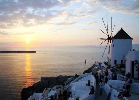 Combiné Santorin/Paros/Santorin en hôtels 3* - 7 nuits - 1