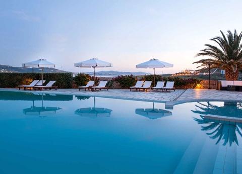 Hôtel Paros Agnanti Hotel - 5* - 1