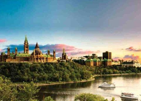 L'essentiel de l'est Canadien , Américain , et des grands Lacs - Extension New York - 1