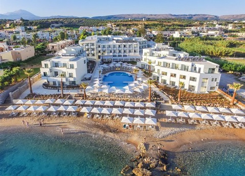 Hôtel Bomo Rethymno Beach 4* sup - 1