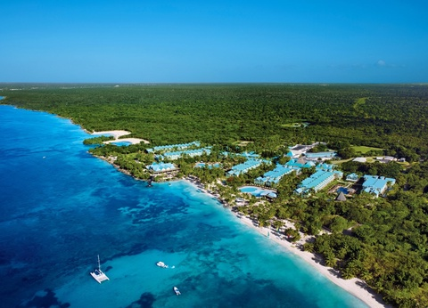 Hôtel Hilton La Romana, Section Adults Only 5* - 1