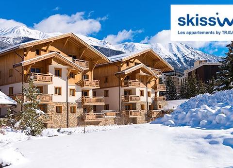 Résidence Skissim Premium Le Hameau du Rocher Blanc 4* - 1