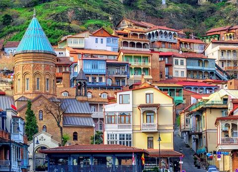 Circuit Georgie - Arménie : Les beautés caucasiennes - 1