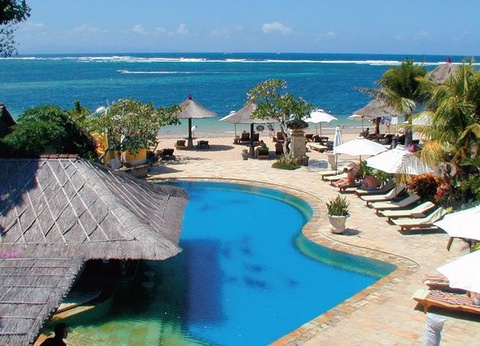 Hôtel Cooee Bali Reef Resort 4* Benoa - 1
