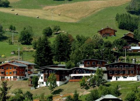 Village Club les Essertets - Pension - 1