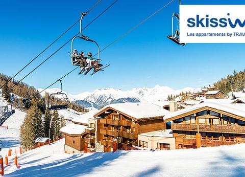 Résidence Skissim Premium Les Chalets d'Edelweiss 4* - 1