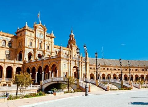 Hôtel San Pablo Sevilla 3* - 1