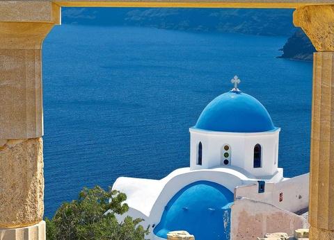 Périples dans les Cyclades - Paros, Naxos et Santorin en 4* - Arrivée Athènes - 1
