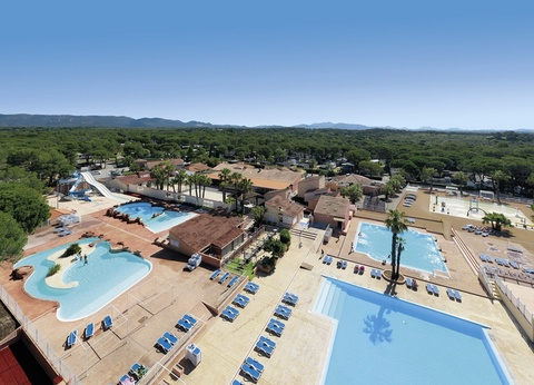 Camping Parc Saint James Oasis Village, 5* - 1
