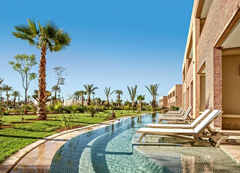 Hôtel Be Live Collection Marrakech 5* - 1