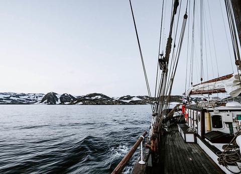 Découverte du Groenland - 1