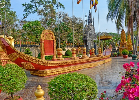 Circuit Indispensable Cambodge 4* - 1