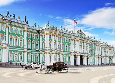 Circuit Echappée à Saint-Pétersbourg - 1