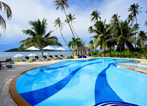 Hôtel Centra by Centara Coconut Beach Resort Samui 4* - 1