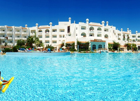 Hôtel Hammamet Garden Resort 4* - 1