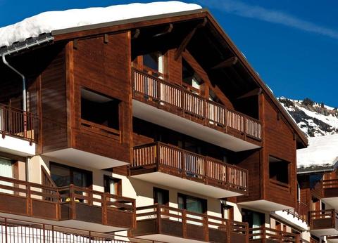 Résidence Les Chalets du Mont Blanc 3* - 1