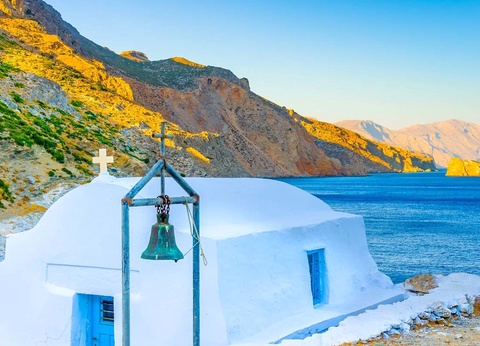 Combinés dans les Cyclades - Santorin, Naxos et Amorgos en 2 semaines - Base 3* - 1