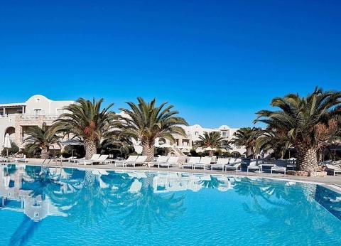 Hôtel Santo Miramare Resort 4* - arrivée Santorin - 1