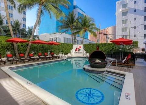 Hôtel Red South Beach 3* sup - 1