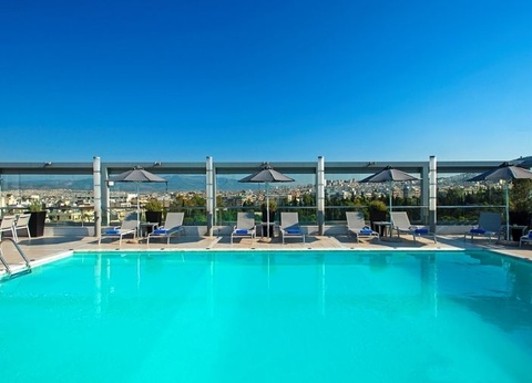 Kappa City Athènes - Radisson Blu Park 5* - 1
