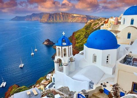 Périples dans les Cyclades depuis Santorin - Santorin et Mykonos en 3* - 1