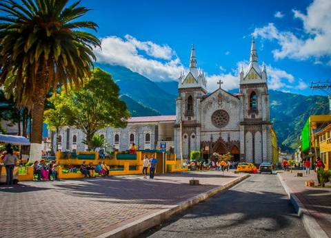 Circuit Grand Tour de l'Equateur - 1