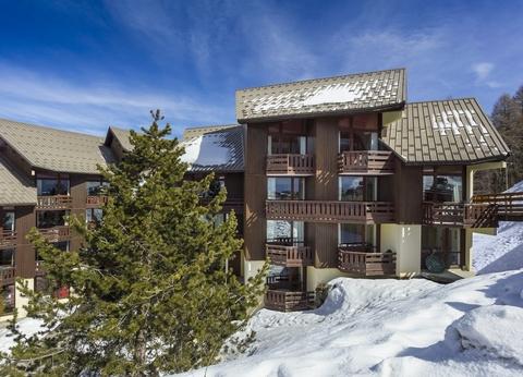 Hôtel Club MMV Les Sittelles Village Vacances 3* - PLAGNE MONTALBERT - - 1